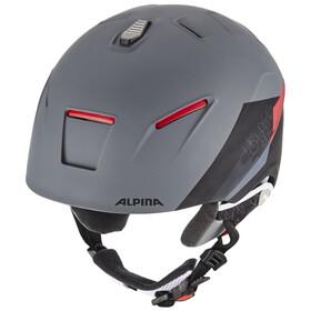 Alpina Cheos Helmet lava-grey matt